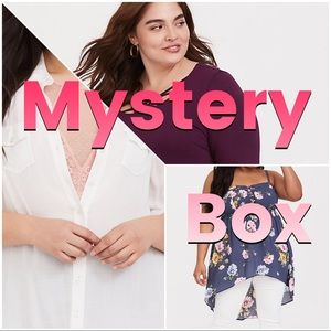 New Plus Size Mystery Box